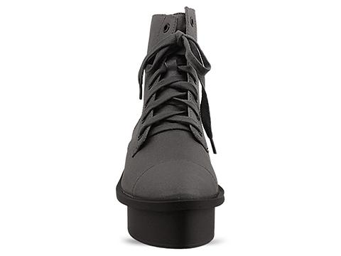Cheap Monday In Dark Grey Form Boot