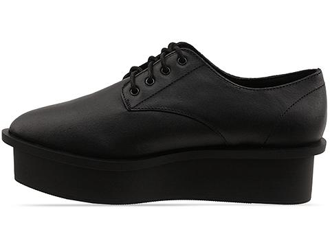 Cheap Monday In Black Form Oxford