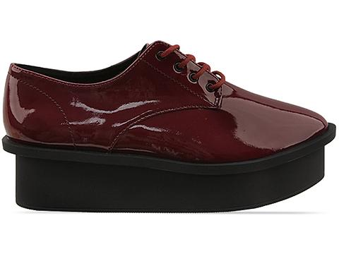Cheap Monday In Wine Patent Form Oxford