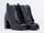 Cheap Monday In Black Layer Boot Hide