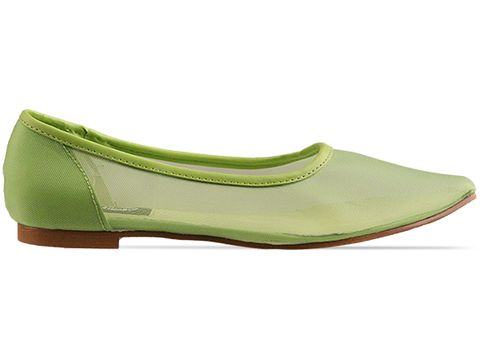 Cheap Monday In Neon Green Point Net