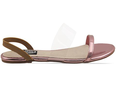 Cheap Monday In Strawberry Pink Saviour Sling Back