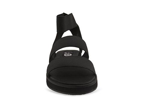 Cheap Monday In Black Saviour Traction Elastic