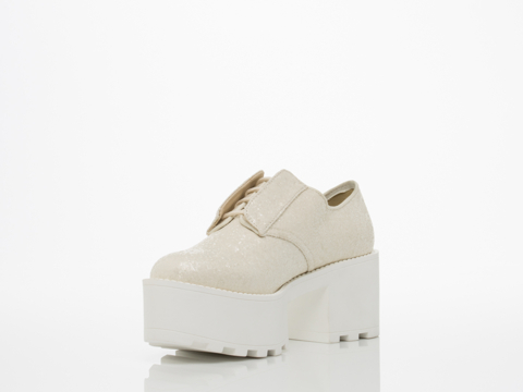 Cheap Monday In White Tractor Hidden