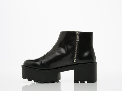 Cheap Monday In Black Tractor High