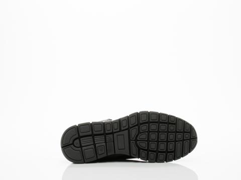 Chromat In Black White Lacing Full Arc Sneaker