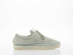 Clear Weather In Elm Suede Santora Mens