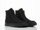 DbyD In Black Black Sole Gnak High Top Mens