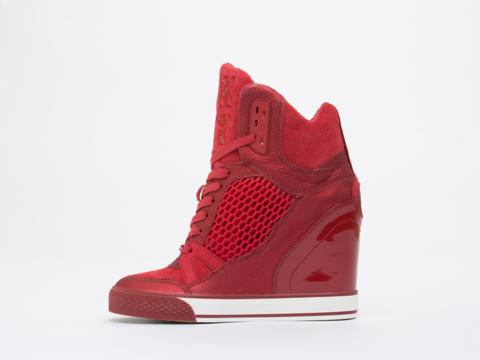 DKNY In Cardinal Red Giada
