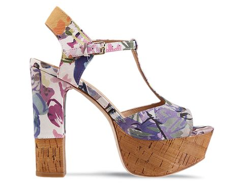 Dolce Vita In Floral Multi Leather Baxter