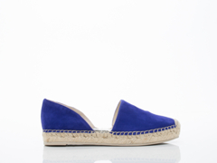 Dolce Vita In Electric Blue Suede Ciara