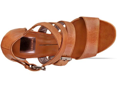 Dolce Vita In Natural Leather Emery