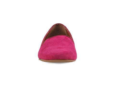 Dolce Vita In Fuchsia Suede Gilly
