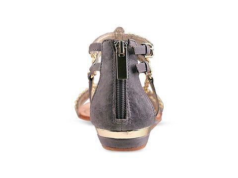 Dolce Vita In Denim Leather Idra