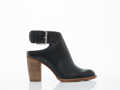 Dolce Vita In Black Leather Jacklyn