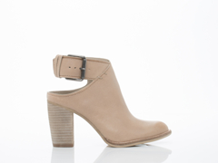 Dolce Vita In Light Taupe Leather Jacklyn