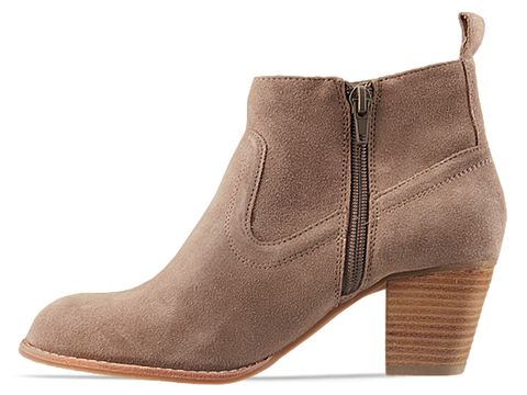 Dolce Vita In Taupe Suede Jamison