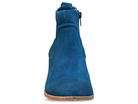 Dolce Vita In Teal Suede Jamison