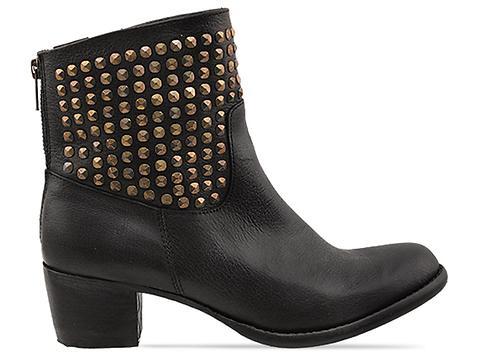 Dolce Vita In Black Leather Mella