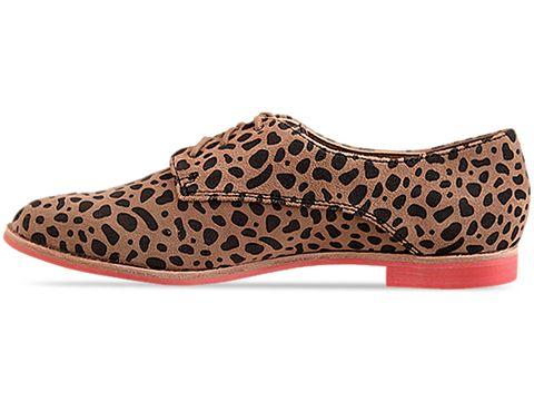 Dolce Vita In Cheetah Suede Mini
