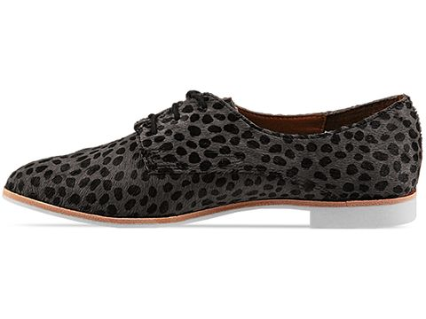 Dolce Vita In Grey Spotted Calf Mini