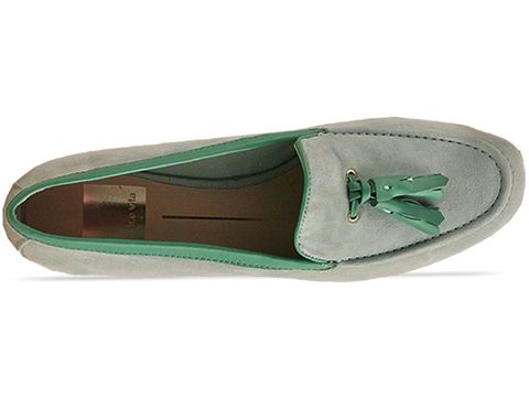Dolce Vita In Mint Suede Nels