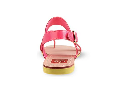Dolce Vita In Pink Leather Pansey