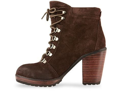 Dolce Vita In Brown Suede Prince