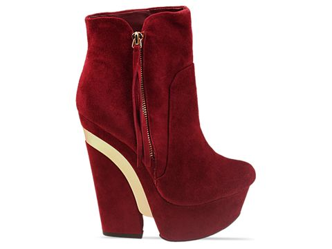 Dolce VitaWine Suede