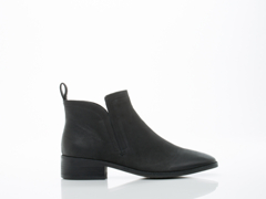Dolce Vita In Black Leather Tessey