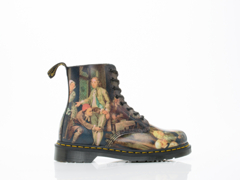 Dr.  Martens X William Hogarth In Renaissance A Pascal Womens