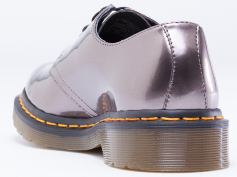 Dr. Martens In Pewter Spectra Patent 1461