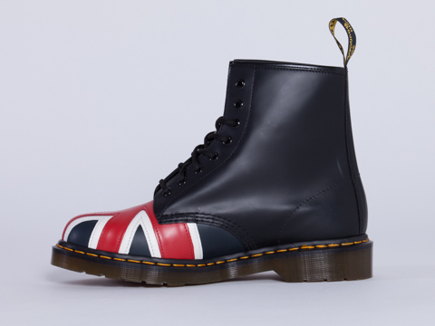 Dr. Martens In Union Jack 8 Eye Boot Mens