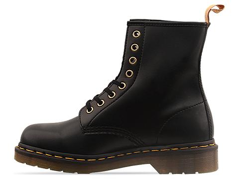 Dr. Martens In Black 8 Eye Boot Vegan