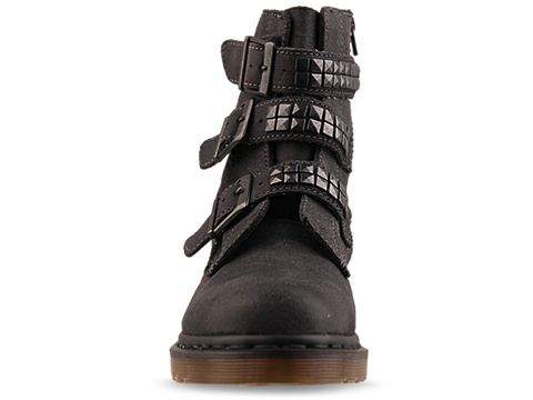 Dr. Martens In Charcoal Hayley