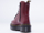 Dr. Martens In Cherry Red Rouge Jadon Womens