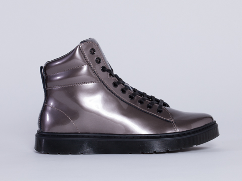 Dr. Martens In Pewter Jered