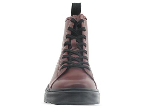 Dr. Martens In Cherry Red Rouge Mayer Mens