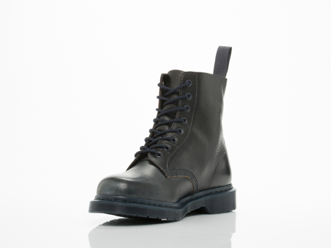 Dr. Martens In Navy Blue Marin Pablo Pascal Mens