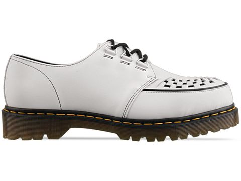 Dr. Martens In White Ramsey