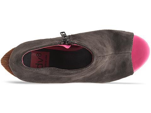 DV8 by Dolce Vita In Grey Suede Brando