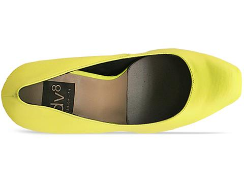 DV8 by Dolce Vita In Neon Yellow Nappa Empress