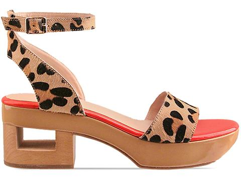 DV8 by Dolce Vita In Leopard Pony Hair Lilly