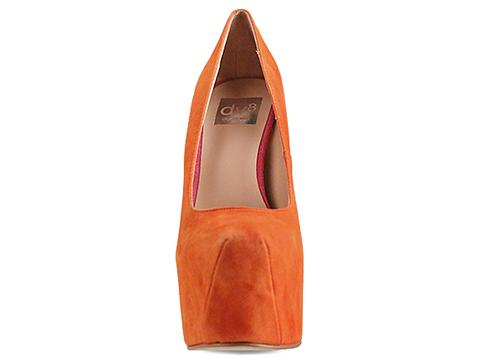 DV8 by Dolce Vita In Coral Suede Vixen