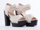 Ego and Greed In White Lace Carleen Hi