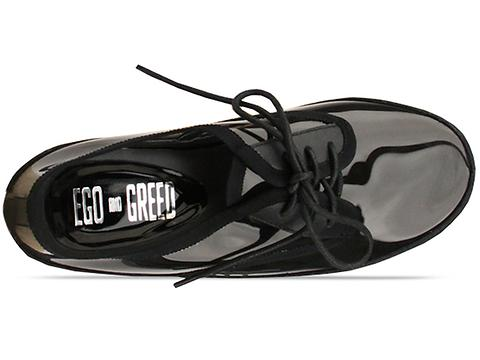 Ego and Greed In Black Five Plusses