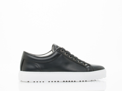 ETQ In Black Polido Low 1 Mens