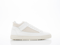 ETQ In Off White Mixed Mid 2 Mens