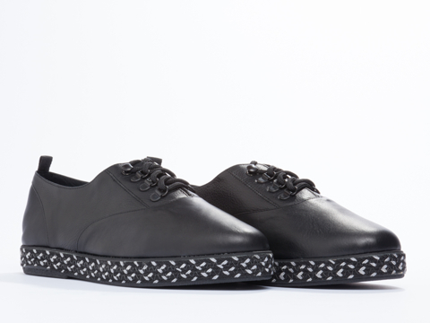 Farewell In Black Derby Mens