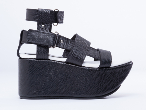 Feminine And Masculine In Black Black 1954X Resort Platform